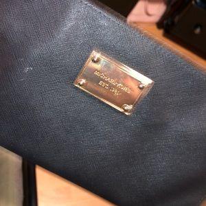 Michael Kors authentic travel jewelry case